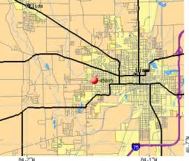 Lima Ohio Map by 45805 Zip Code Lima Ohio Profile Homes Apartments