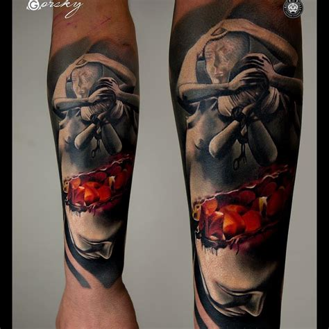 demented tattoo designs 38 exceptional sick tattoos amazing ideas