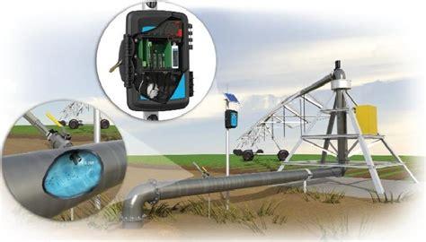 portata irrigatori monitoraggio portata in irrigazione