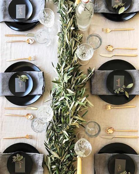 Decoration Table Reveillon by D 233 Co Table Nouvel An Pour Accueillir La Nouvelle 233 E En