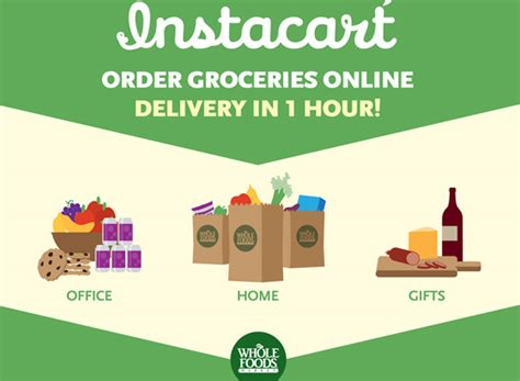 Whole Foodsinstacart Detox by Whole Foods Market 174 And Instacart Partner To Offer One