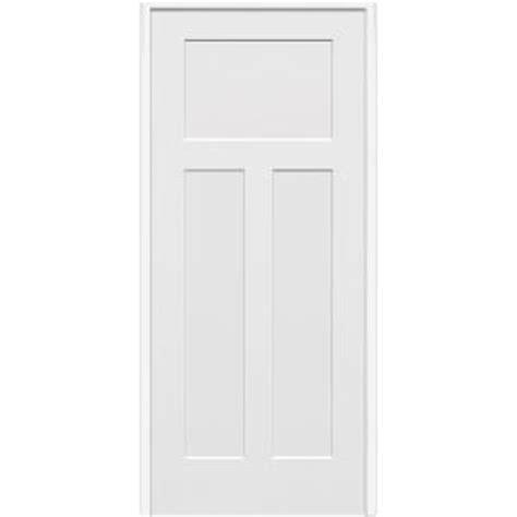 How Much Is An Interior Door by Milliken Millwork 33 5 In X 81 75 In Primed Craftsman