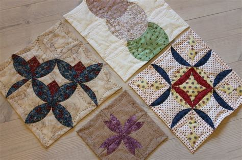 japanese folded patchwork quilt tutorials patterns etc