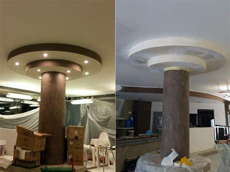 lavorazioni in cartongesso controsoffitti e pareti dividere senza pareti salotto e cucina