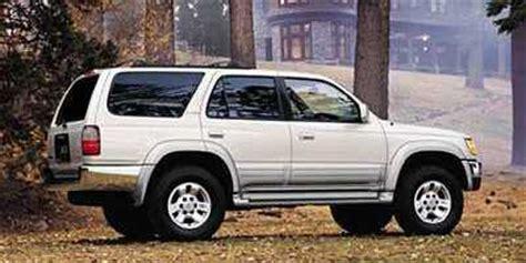 Interior Trim Colors Toyota 4runner History 1996