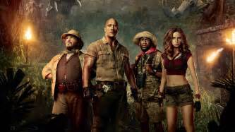 movie tv jumanji welcome to the jungle by dwayne johnson jumanji welcome to the jungle 2017 movie wallpapers hd wallpapers