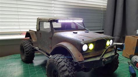 jeep nukizer axial jeep nukizer build rccrawler