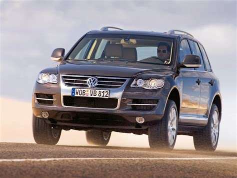 Volkswagen Touareg (2007)