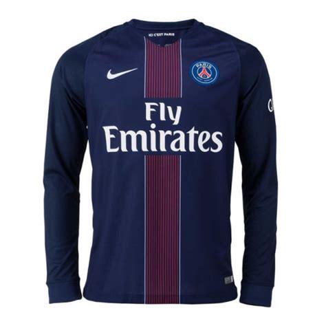 Model Baru Sweater Liverpool Black 16 17 16 17 psg home sleeve soccer jersey shirt cheap