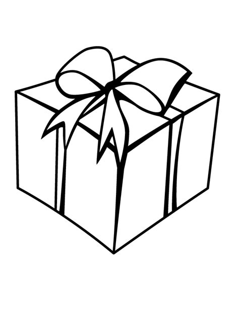 search results for christmas present coloring pages page