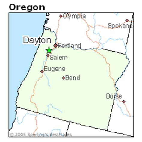 map of oregon district dayton ohio best places to live in dayton oregon