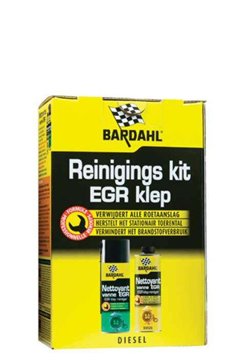 Bardahl Injector Intake Valve Cleaner egr valve cleaning kit bardahl