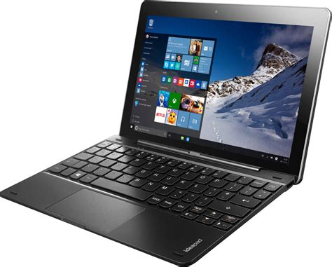 Lenovo Ideapad Miix 300 Lenovo Ideapad Miix 300 10iby Convertible Review Notebookcheck Net Reviews