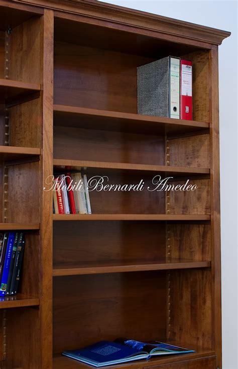 libreria legno massiccio librerie in legno massello 14 librerie