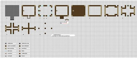 minecraft house floor plan minecraft blueprints minecraft floorplan small house by