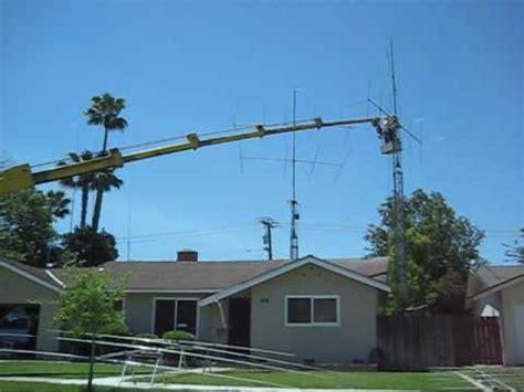 benny s ham radio antenna and tower work