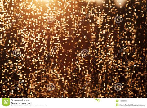 glitter festive christmas lights background stock image