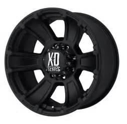 Xd Wheels On Truck Black Rims For Trucks Add Style To Your Vehicle Tires