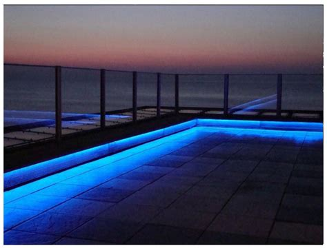 Outdoor Lighting Strips Led Outdoor Patio Lighting Such A Look Www Flexfireleds Patioleds Outdoor