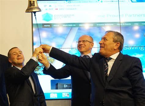 international invest bank international investment bank issues eur 25 mln bonds on