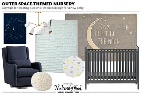 space nursery bedding design spotlight outer space themed nursery honest to nod