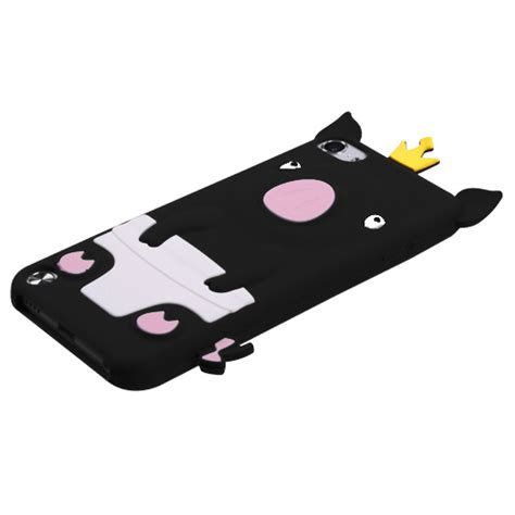 Return Board Spongebob Back Cover For Apple Ipod Touch 4 animal rubberized silicone skin cover protector for