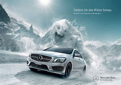 mercedes ads mercedes benz quot winter 3 quot