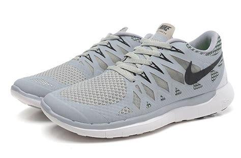 gray nike womens shoes nike free 5 0 running shoes grey black www