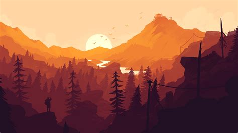 hd wallpapers firewatch 2016 game wallpapers hd wallpapers