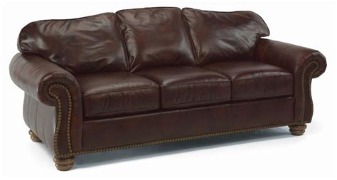 nail head sofa flexsteel bexley traditional sofa with nail head trim