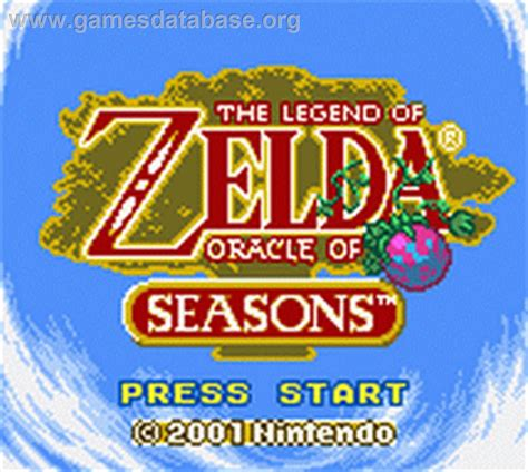 the legend of oracle of seasons oracle of ages legendary edition the legend of legendary edition legend of oracle of seasons nintendo boy