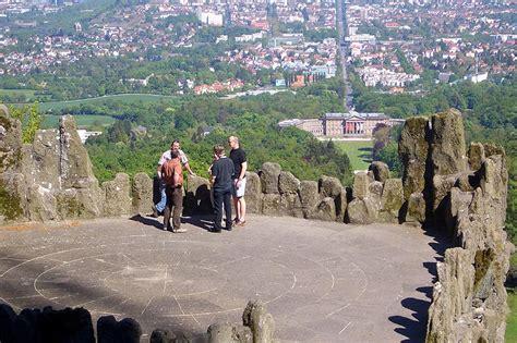 foto terrasse am herkules mit sch 246 nem blick 252 ber kassel - Terrasse Kassel