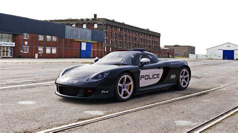 police porsche police car porsche carrera pictures