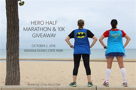 10k Giveaway - a scenic race hero half marathon and 10k giveaway promo code the style files