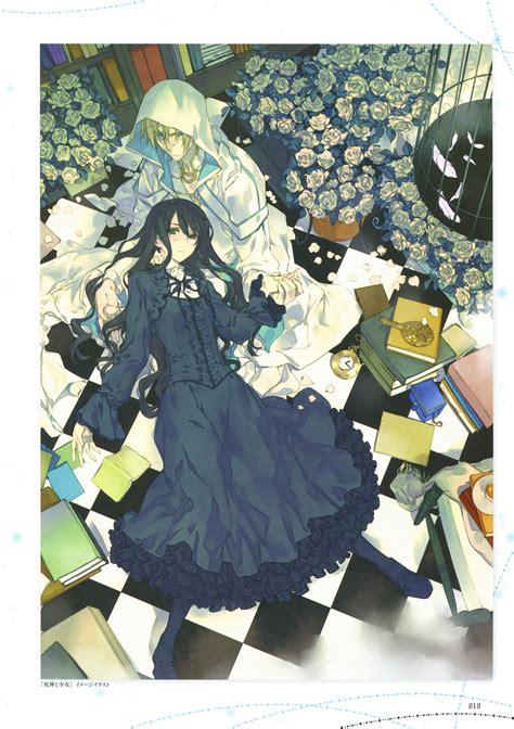 shinigami picture book shinigami to shoujo 1693863 zerochan
