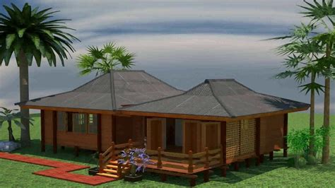 home design ideas native house design semi bungalow philippines youtube