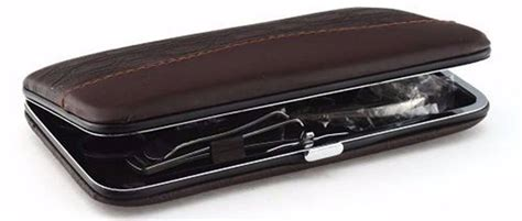 Manicure Pedicure Stainless Set Isi 8 Dompet Eksklusif T1910 1 alat manicure pedicure merawat kuku indah mu harga jual