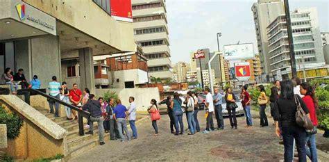bancos de venezuela bancos venezolanos siguen esperando por los nuevos