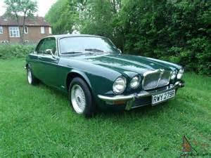 Jaguar Xj 4 2 Coupe Jaguar Xj 4 2 Coupe Auto Green 1976