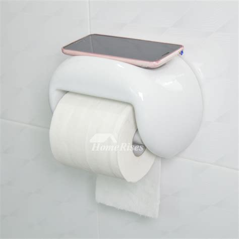 writing on toilet paper quality wall mount ceramic toilet paper holder bathroom