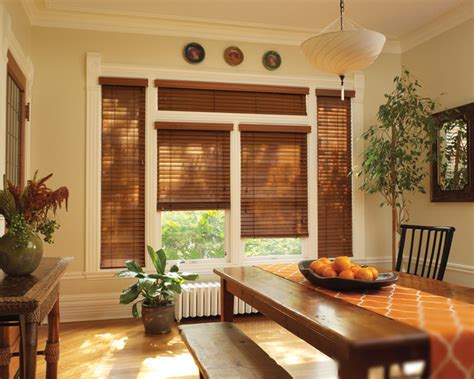 douglas chalet woods wood blinds contemporary