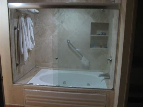 jetted bathtub with shower interior jacuzzi tub shower combination interior light