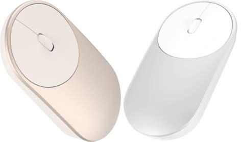 Xiaomi Mi Mouse With Wireless Dual Mode Connection 1 xiaomi outs the mi mouse aluminum shell dual mode