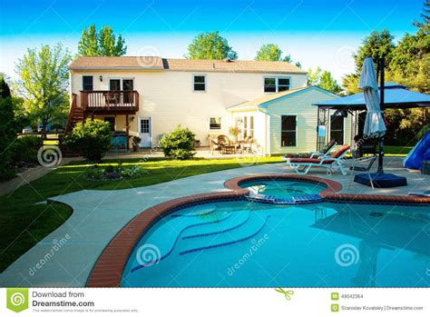 cottage stock photo image 49042364