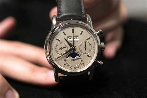 Patex Philippe patek philippe and the chronograph revolution