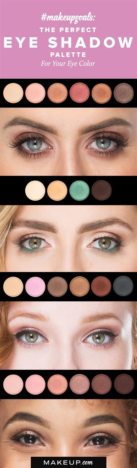 Best Eyeshadow Palettes For Green Eyes ? Wavy Haircut