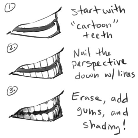Can You Give Me Some Ideas About This Critical Essay Topic - can you give me some tips on how to draw teeth hi i m