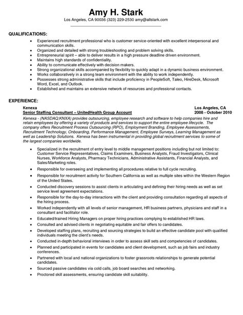 Exle Customer Service Resumes by 31 Best Images About Sle Resume Center On High School Students Cosmetology And
