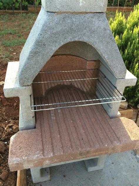 grill selber bauen mauern anleitung kreatives haus design