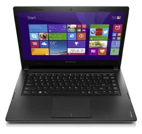 Laptop Lenovo Ideapad Touch Screen lenovo ideapad s400 14 inch touchscreen laptop 59408545
